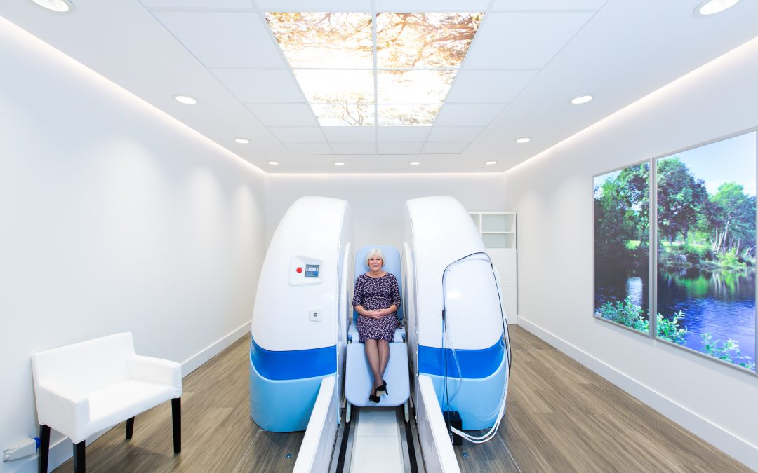 CLAUSTROPHOBIA AND MRI SCANS