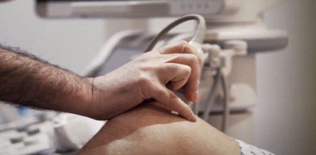patient ultrasound